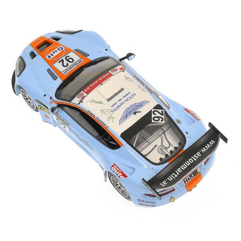 Aston Martin DBRS9 92 VLN 250 Meilen Rennen Nurburgring