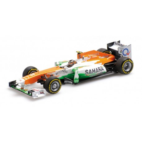 Force India VJM05 F1 2012 Nico Hulkenberg Minichamps 410120081