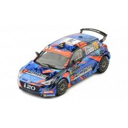 Hyundai i20 R5 76 Rallye Monte Carlo 2018 Sarrazin Renucci IXO RAM669