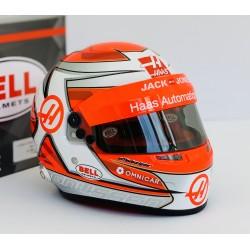 Casque 1/2 Kevin Magnussen F1 2018 Bell 4148655
