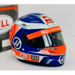 Casque 1/2 Romain Grosjean F1 2018 Bell 4120517