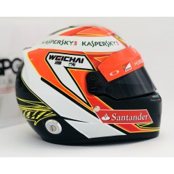Casque 1/2 Kimi Raikkonen F1 2014 Bell 4167191