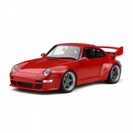 Gunther Werks 400R Carmine Red GT Spirit GT210