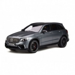 Mercedes AMG GLC 63 S Selenite Grey GT Spirit GT231
