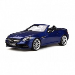 Mercedes AMG SLC 43 Brillant Blue GT Spirit GT233