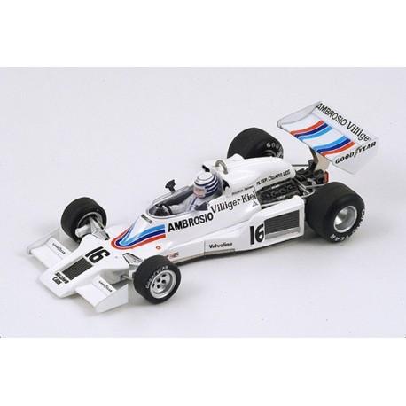 Shadow DN8 F1 Japon 1977 Ricardo Patrese Spark S1691
