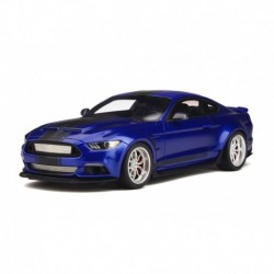 Ford Shelby GT-350 Widebody Derep Impact Blue GT Spirit GT238