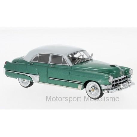 Cadillac series 62 Touring Sedan 1949 Metallic-Green and Grey NEO NEO46901