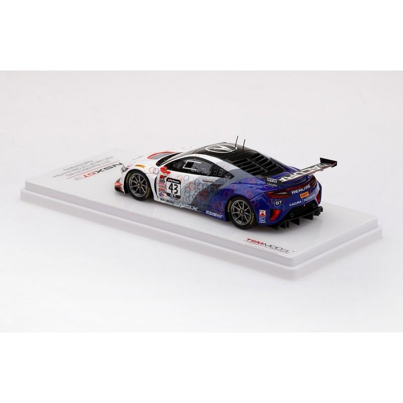 Acura NSX GT3 43 Pirelli World Challenge 2017 Truescale