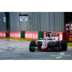 Haas Ferrari VF-16 F1 2016 Romain Grosjean Spark S5015
