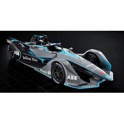 Formula E Showcar Season 5 2019 Team Minichamps 414180000