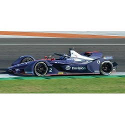 Envision Virgin Racing 2 Formula E Season 5 2019 Sam Bird Minichamps 414180002