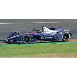 Envision Virgin Racing 4 Formula E Season 5 2019 Robin Frijns Minichamps 414180004