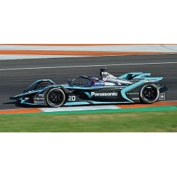 Panasonic Jaguar Racing 20 Formula E Season 5 2019 Mitch Evans Minichamps 414180020