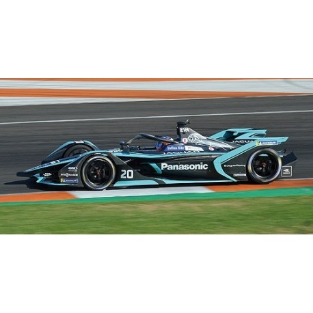 Panasonic Jaguar Racing 20 Formula E Season 5 2019 Mitch Evans Minichamps 414180020