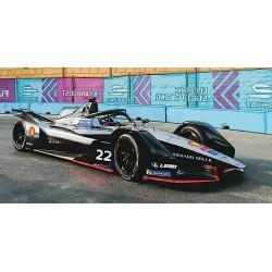 Nissan E.Dams 22 Formula E Season 5 2019 Oliver Rowland Minichamps 414180022