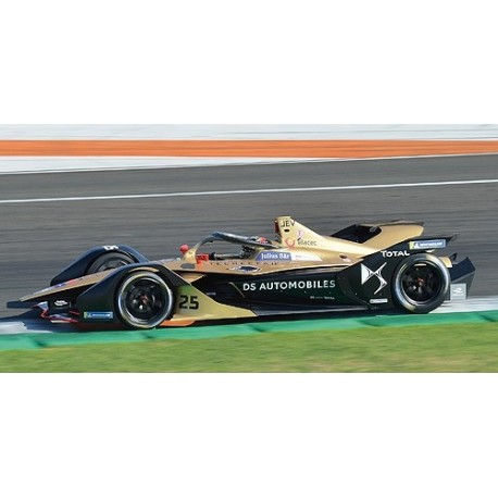 DS Techeetah 25 Formula E Season 5 2019 Jean Eric Vergne Minichamps 414180025