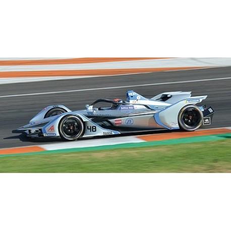 Venturi FE Team 48 Formula E Season 5 2019 Edoardo Mortara Minichamps 414180048