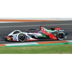 Audi Sport ABT Schaeffler 66 Formula E Season 5 2019 Daniel Abt Minichamps 414180066