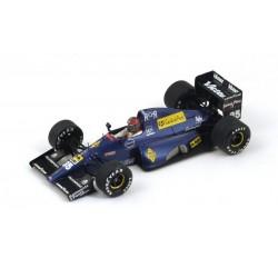 Team Modena F1 Saint-Marin 1991 Eric Van de Poele Spark S1718