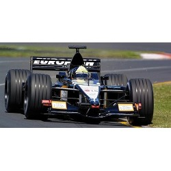 Minardi PS01 F1 2001 Tarso Marques Minichamps 110010020