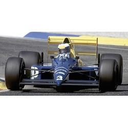 Tyrrell Ford 018 F1 France 1989 Jonathan Palmer Minichamps 110890003