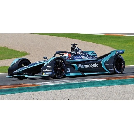 Panasonic Jaguar Racing 3 Formula E Season 5 2019 Nelson Piquet Jr Minichamps 114180003