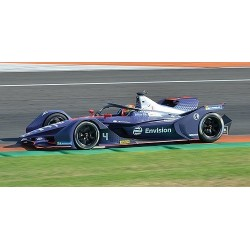 Envision Virgin Racing 4 Formula E Season 5 2019 Robin Frijns Minichamps 114180004