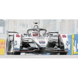 Geox Dragon 6 Formula E Season 5 2019 Max Guentehr Minichamps 114180006