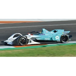 NIO FE Team 8 Formula E Season 5 2019 Tom Dillmann Minichamps 114180008