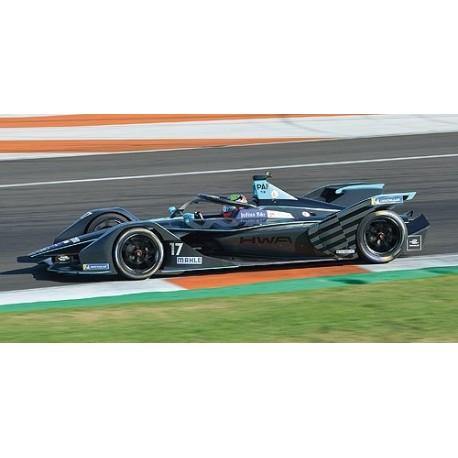 HWA Racelab 17 Formula E Season 5 2019 Gary Paffet Minichamps 114180017
