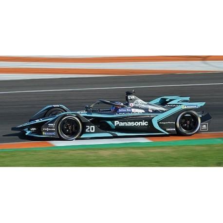 Panasonic Jaguar Racing 20 Formula E Season 5 2019 Mitch Evans Minichamps 114180020