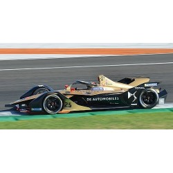 DS Techeetah 25 Formula E Season 5 2019 Jean Eric Vergne Minichamps 114180025