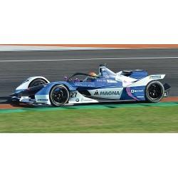 BMW Andretti Motorsport 27 Formula E Season 5 2019 Alexander Sims Minichamps 114180027