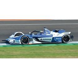 BMW Andretti Motorsport 28 Formula E Season 5 2019 Antonio Felix da Costa Minichamps 114180028