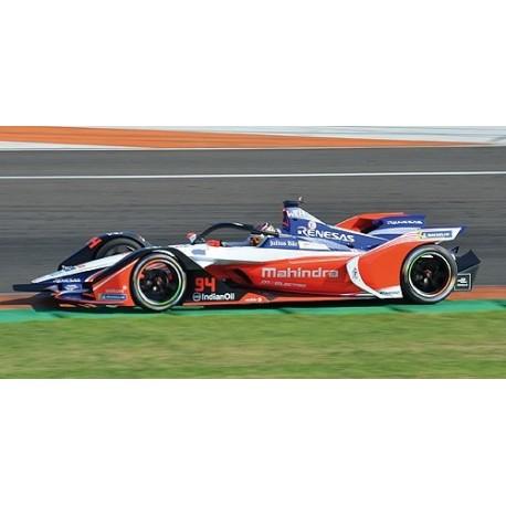 Mahindra Racing 94 Formula E Season 5 2019 Felix Rosenqvist Minichamps 114180094