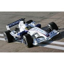 Sauber BMW C24B F1 Test Valencia 2006 Nick Heidfeld Minichamps 400060902