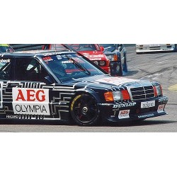 Mercedes Benz 190E 2.5 16 Evo1 11 DTM 1989 Dani Snobeck Minichamps 155893611