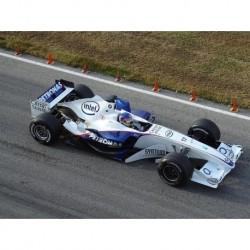 Sauber BMW C24B F1 Test Valencia 2006 Jacques Villeneuve Minichamps 400060903