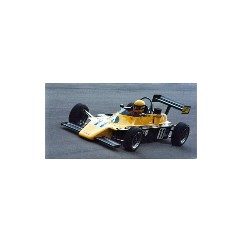 van diemen rf82 formule ford 2000 1982 ayrton senna. Black Bedroom Furniture Sets. Home Design Ideas