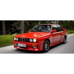 BMW M30 E30 1987 Red Maxichamps 940020300