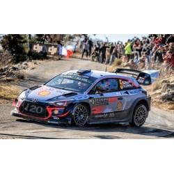 Hyundai i20 WRC 5 Rallye Monte Carlo 2018 Neuville Gilsoul IXO 18RMC030B