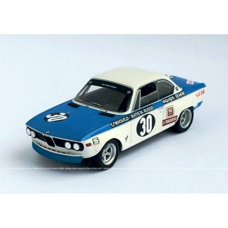 BMW 2800 CS 30 Vila Real 1972 Nicha Cabral Trofeu