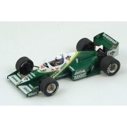 RAM 03 S4T F1 France 1985 Manfred Winkelhock Spark S1728
