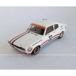 Ford Capris 2600 RS 32 GP Vila Real 1972 Ruiz Gimenez Trofeu TRORRAC11