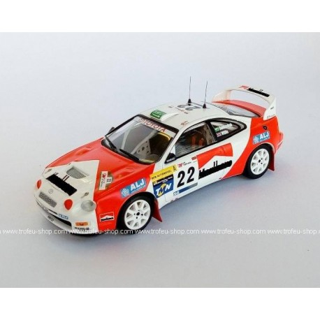 Toyota Celica ST205 22 Rallye du Portugal 1998 Bakhashab ...