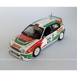 Toyota Corolla 22 Rallye du Portugal 2001 Matos Cheves Paiva Trofeu TRORRAL71