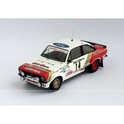 Ford Escort MKII RS 1800 14 Rallye du Portugal 1984 Santos Oliveira Trofeu TRORRAL74