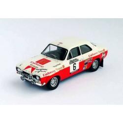 Ford Escort MK1 Embassy 6 RAC Rally 1971 Clarck Porter Trofeu TRORRUK02