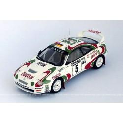 Toyota Celica GT Four 5 RAC Rally 1996 Schwarz Giraudet Trofeu TRORRUK04
